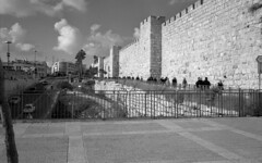Jerusalem January 1, 2019 (Ilya.Bur) Tags: jerusalem nicca 3s voigtlander skopar 35mm f25 fujifilm acros 200 caffenolcl old city