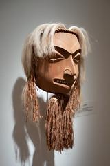 Blind Justice (quinet) Tags: 2017 2018 aboriginal aborigène audain audainmuseum britishcolumbia canada firstnations indian kunst northwest robertdavidson schnitzerei ureinwohner whistler art carving museum musée native sculpture
