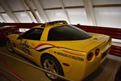 DAYTONA 500 PACE CAR (SneakinDeacon) Tags: daytona500 pacecar cautioncar chevrolet corvette museum autos automobile bowlinggreen