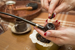 Laid tobacco smoking pipe (acimboldo667) Tags: addict addiction aroma aromatic calm cancer cherry chocolate chopped culture detective enjoy enjoyment fashion flavor habit handmade heap hobby leisure lifestyle menthol narcotic nicotine nosmoking obsession oldfashioned pile pipe pleasure product rammer relaxation retro scented shredded smell smoke smoker smoking stylish taste tobacco tobaccopipe tobacconist toxic unhealthy vanilla vintage wooden hand woman