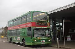 Bus Eireann DD32 (04C12279). (Fred Dean Jnr) Tags: buseireannroute213 volvo b7tl eastlancs vyking dd32 04c12279 blackashparkride cork february2019 buseireann myllenium doubledecker