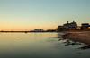 Golden Light on the harbor (MSBricker) Tags: blockislandri blockisland sunrise golden goldenhour firstlight sun beach landscapes landscape