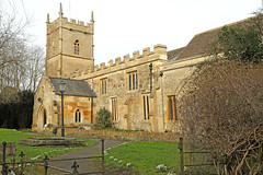 St Nicholas Church, Ashchurch (Roger Wasley) Tags: st nicholas church saint ashchurch history historic ancient architecture holy building gloucestershire