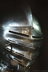 Heavy Cavalry Armour Helmet (1549) (Bri_J) Tags: royalarmouries leeds westyorkshire uk museum militarymuseum yorkshire nikon d7500 heavycavalry armour helmet innsbruck germanarmour