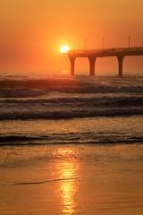 20190307_2847_7D2-80 Misty sunrise at the Pier #4 (johnstewartnz) Tags: 70200mmf28 7dmarkii canon7dmarkii canonapsc canonef70200f28l newbrightonbeach newbrightonpier 70200 70200mm 7d 7d2 canon beach dawn mist misty pier sun sunrise tripod canoneos7dmkii canoneos7dmarkii 100canon