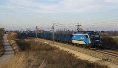 1216 249 (lewandowski_mateusz) Tags: taurus1216 tauruses64u4 1216249 obb freighttrain nákladnívlak güterzug railjet rabensburg