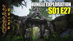 Conan Exiles, Jungle Temple! S01 E27 | TheNoob Official (TheNoobOfficial) Tags: conan exiles jungle temple s01 e27 | thenoob official gaming youtube funny