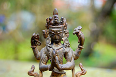 Avalokitesvara,  Sadaksari-Lokesvara (TREASURES OF WISDOM) Tags: namaste avalokitesvara tara laxmi goddess tibetan quality wow wonderful worship what is this wisdom ritual religious tribal art tantric tibet yes unseen unusual unknown intresting item indian bronze idol om mani padmi hum pagan puja artefact artifact asian spiritual shamanic spirituality sacred shrine spirit sculpture statue deity fantastic faith figure god healing hindu himalayan saint love longevity look like kharchher