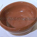 ''Brown 6'' Bowl'' by Brian C, terracotta, $5.00
