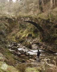 Ponte Nova (mikisworks) Tags: puente ponte nova pontevedra paisaje rio naturaleza landscape trekking