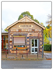 """Evercream"", Ice Cream Shop, Mount Barker Road, Hahndorf, South Australia (Stuart Smith AUS) Tags: 1997 aus australia evercream explore geo:lat=3503174333 geo:lon=13881154500 geotagged hahndorf heritagebuilding httpstudiaphotos icecream mountbarkerroad shop southaustralia stuartsmith stuartsmithstudiaphotos studiaphotos wonderful wwwstudiaphotos"