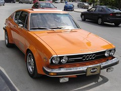 Audi 100 Coupe S (nathanpluskessa) Tags: audi 100 coupe s