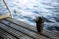Canon EF 24-105mm f/4L IS USM (VisaStenvall) Tags: canon eos 6d ef 50mm 24105mm f18 f4 l is usm suomi finland artistic bokeh dof sharp lake roine hämeenlinna hauho dock lens sunny day summer