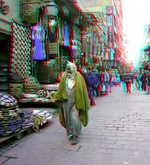 33_anaglyph_dub_PC290109 (said.bustany) Tags: 2018 dezember ägypten anaglyph rotcyan redcyan 3d kairo cairo public