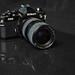 Week 3 (Ogedn) Tags: camera nikon fm2 black reflection