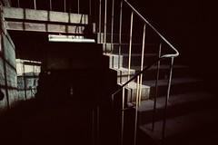 Industry... (hobbit68) Tags: fujifilm xt2 steps treppenhaus stufen gebäude gemäuer geländer shadow sonne sonnenschein sunshine sun industriegebiet industry industrie