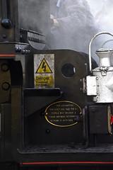 60163 Tornado - Running Plate (simmonsphotography) Tags: railway railroad nenevalley heritage preservation locomotive engine train steam uksteam 60163 tornado peppercorn a1 lner pacific newbuild wansford