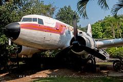 HangKhongAirVietnam_DC-3_XV-NIA_20190113_Bangphra-3 (Dirk Grothe | Aviation Photography) Tags: dc3 c47 hope international xvnia bangphra