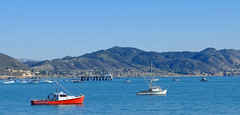 California Dreamin' (chad.hanson) Tags: california coast harbor port pier