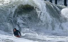 fullsizeoutput_51c7 (supercrans100) Tags: seal beach calif beaches back wash surfing body bodyboarding drop knee skim boarding