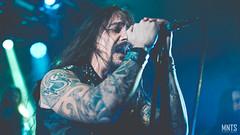 Amorphis - live in Kraków 2019 fot. Łukasz MNTS Miętka-4