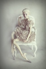 . (dolls of milena) Tags: bjd resin doll popovy sisters magpie portrait ballet ballerina