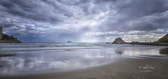 (030/19) La Cala en invierno (Pablo Arias) Tags: pabloarias photoshop ps capturendx españa photomatix nubes cielo arquitectura mar agua mediterráneo arena playa bahía invierno lacala finestrat benidorm alicante
