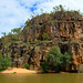 Ancient sandstone - Nitmiluk National Park (Katherine Gorge), Northern Territory, Australia