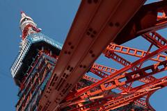 L1120699 (Zengame) Tags: leica leicasl leicasltyp601 sl summilux shibapark summiluxsl50mmf14asph architecture japan landmark tokyo tokyotower tower typ601 ズミルックス ズミルックスsl ライカ 日本 東京タワー 芝公園 東京都 jp