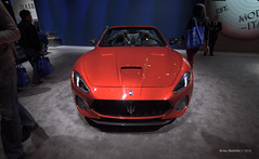 IMG_0332 (th1sguy1102) Tags: chicago 2019chicagoautoshow 2019autoshow autoshow carshow automotive mccormickconventioncenter thewindycity maserati gt gtconvertible convertible opentop