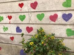 des-coeurs© (alexandrarougeron) Tags: photo alexandra rougeron ville paris art urbain flickr style création rue