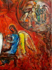 20171011 PACA Alpes-Maritimes Nice - Musée Chagall (24) (anhndee) Tags: paca alpesmaritimes nice musée museum museo musee painting painter peinture peintre