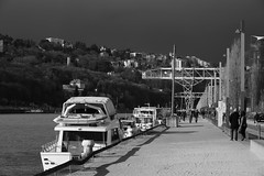 Lyon quai de Saône vers la Sucrière Confluence (Sam Photos with Sony native jpeg) Tags: noiretblanc noirblanc monochrome blackwhite blackandwhite sucrière confluence quaidesaône ville city horizon gratteciel ciel bâtiment apartment architecture background bridge building business cityscape destination detail district downtown famous finance financial freeway han hangang highway illuminated landmark landscape metropolis metropolitan modern night residential river road sky skyline skyscraper south sunset tourism travel urban view столица outdoor сити москвасити небоскребы skyscrapers небоскреб башня capital меркурий skysrapers supertalls موسكو