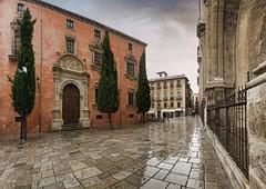 Palacio Arzobispal (puma3023) Tags: palacio arzobispal granada curia plaza pasiegas catedral digitalcameraclub