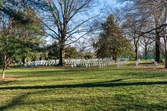 Late Afternoon at Arlington National Cemetery (edwarddwood) Tags: washingtondc arlingtoncounty rosslyn arlingtonnationalcemetery