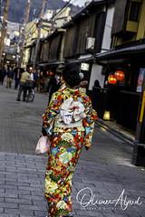 Japan19Ky_IO_0898-1 (oalard) Tags: japan japon canon 1dmkiv kyoto city ville women femme kimono