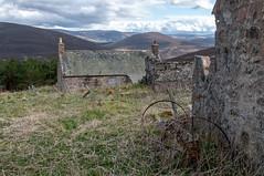 Abandoned Camlet, Glengirnoc (James_at_Slack) Tags: aberdeenshire abandoned abandonedplaces ruraldecay ruralexploration ruraldecline camlet glengirnoc glengirnock jamesdyasdavidson scotland