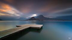 le retour (flo73400) Tags: paysage lacdannecy talloire lake poselongue longexposure landscape water eau