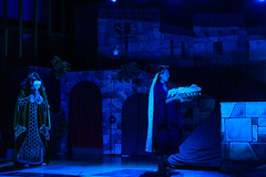 _DSC0412 (Carlo Granisso) Tags: musical church chiesa teatro theatre actor actress jesus sanfrancesco piece mask forzavenitegente maddalena altare animals animali ballo dancing bw blackandwhite torino turin nikon d7500 nikond7500