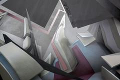 Næstved - Vægmaleri - Nordisk Film 1 (Walter Johannesen) Tags: vægmaleri abstract nodisk film grafik
