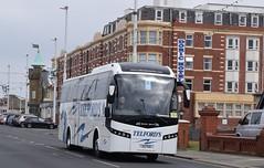 X2TCN  Telfords, Newcastleton (highlandreiver) Tags: x2tcn x2 tcn telfords coaches newcastleton jonckheere bus coach blackpool