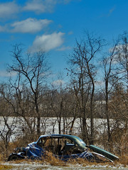 Forgotten Rust (George Neat) Tags: rust car abandoned forgotten classic antique trees sewickley township twp scenic scenery landscapes pa pennsylvania patriotportraits neatroadtrips laurelhighlands outside
