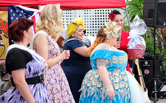 20181110 Rockabilly USA Pirate's Cove Stuart Florida (80) Pin-Up (FRABJOUS DAZE - PHOTO BLOG) Tags: rockabillyusa piratescove stuart martincounty florida fl fla usa yhdysvallat carshow carmeet carevent musicevent festival floridaantique oldcar vintagecar amerikanrauta jenkkiauto harrasteauto mobilisti vanhaauto museoauto v8 veekasi vintage retro oldschool oldstyle fifties 50s rockabilly rocknroll rock music pinup resort marina sofla southflorida dress flower