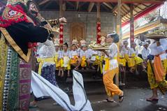 (kuuan) Tags: manualfocus mf voigtländer15mm cvf4515mm 15mm bali indonesia sonynex5n festival temple kids girls traditionaldress kebaya dancers audience fun parents handphone documentary