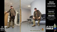 En bottes Gumleaf à  Santépôle Melun (pascalenbottes1) Tags: pascal pascalbourcier pascallebotteux melun botasdehule hospital houseoftherubberboot betterdry boot boots botas botte bottes bottescaoutchouc bottesencaoutchouc bottesgumleaf bottescaoutchoucfreefr botteux rubberboots wellingtonboots wellies caoutchouc cap casquette ciszme clinique diapered diapers drylife stivalidigomma goma guma gumboots gumleaf gummi gummistiefel laarzen rubberlaarzen seineetmarne rubber stiefel stivali street rainboots galochas ambc httpbottescaoutchoucfreefr hôpital santépôle adultdiapers cizme cižmy diaperedinwellies gomma gummistövlar gumicsizma gumicizme gummicizme hule httpbottescaoutchoucfreefrgalpascaljourjourpb002013html kumisaappaat rubberen rue stövlar stövler stovlar wellington velours côtelé corduroys