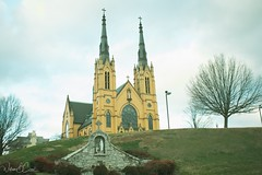 St. Andrew's Roman Catholic Church (williamcrew378) Tags: church roanokeva roanoke southwestvirginia virginia
