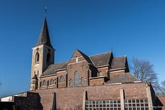 Herderen, Sint-Jan-de-Doperkerk. (What's Around) Tags: herderen kerk sintjandedoperkerk riemst 1116mm
