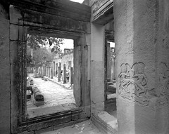 1084 (The Dent.) Tags: mamiya 7ii acros hc110 dilution b 6 mins cambodia siem reap