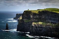 Cliffs of Moher (Strocchi) Tags: cliffsofmoher ireland irlanda cliffs sea atlantic canon eos6d 24105mm landscape tower