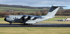 ZM419 (PrestwickAirportPhotography) Tags: egpk prestwick airport raf royal air force airbus a400m zm419